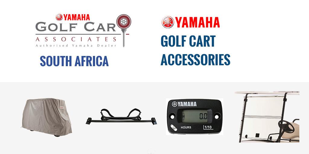 Yamaha Golf Cars Accessories - Golf Car Associates