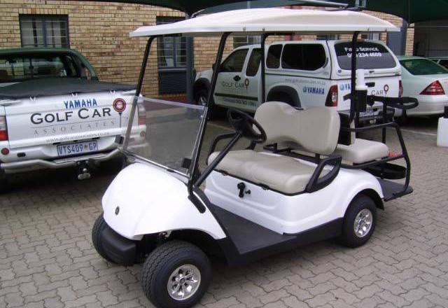 Yamaha The Drive² EFI Petrol Golf Car - Golf Car Associates