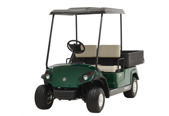 yamaha ytf2 petrol utility vehicle golf car associates