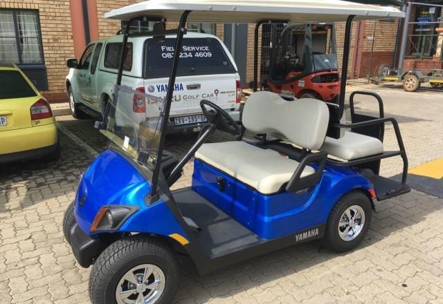 Yamaha The Drive² PTV QuieTech EFI Petrol Golf Car - Golf