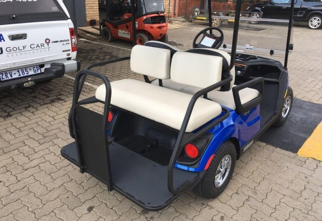 Yamaha Powertech Golf Cart