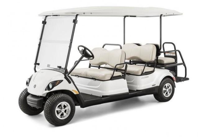 Yamaha 6-Seater Golf Car - Golf Car ociates on golf bag color chart, yamaha drums color chart, auto paint color chart, ez go color chart, ping golf clubs color chart, club car color chart, yamaha guitar color chart,