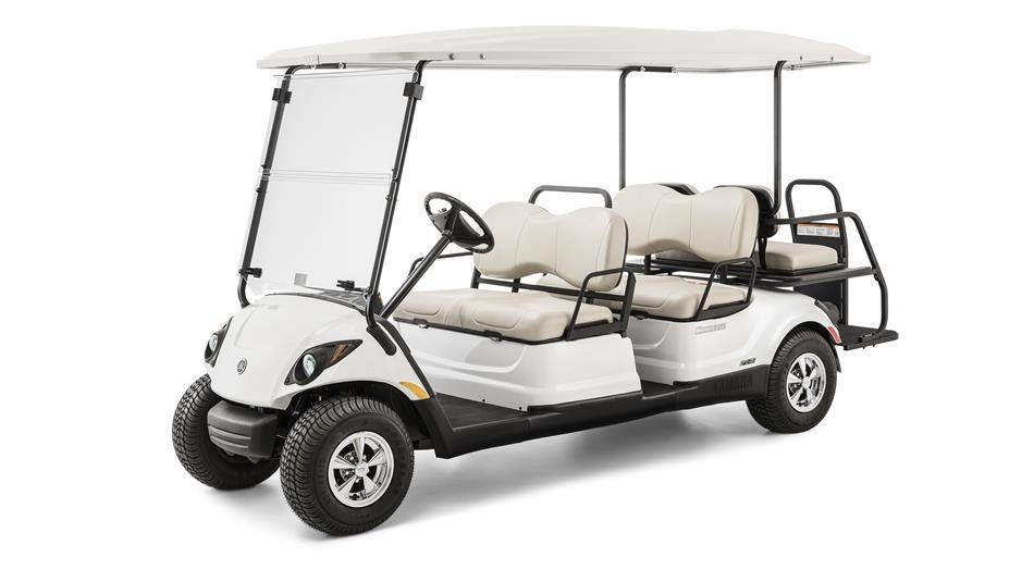 Golf car associates yamaha golf cars ferris snapper for Yamaha golf cart gas vs electric