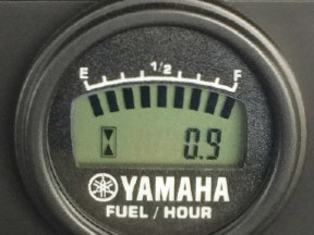 Hour meter - Yamaha Golf Cars Accessories - Golf Car Associates