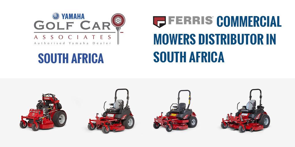 Ferris Commerical Mowers SA - Golf Car Associates