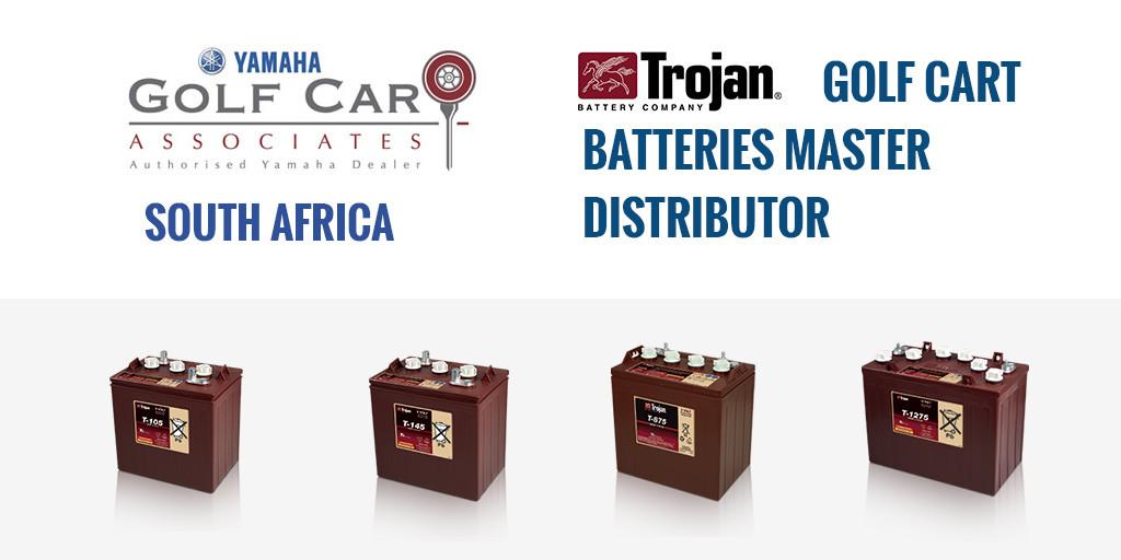 Trojan Golf Cart Batteries SA - Golf Car ociates on trojan car batteries, 6 volt golf car batteries, trojan motorhome batteries, trojan solar batteries, deka 12 volt 24 group cart batteries, trojan t-875 batteries prices,